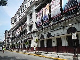 Philippine Women's University - Image: PW Ujf 0237 03