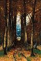 Paál László - 1873 - Eső után, őszi hangulat (Napnyugta).jpg