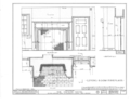 Packer House, 600 Ewing Avenue, Wyckoff, Bergen County, NJ HABS NJ,2-WYCK.V,1- (sheet 15 of 19).png