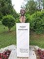 Paddy Ashdown bust, Sarajevo.jpg