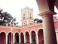 imagen Palacio San José, residencia de Urquiza.