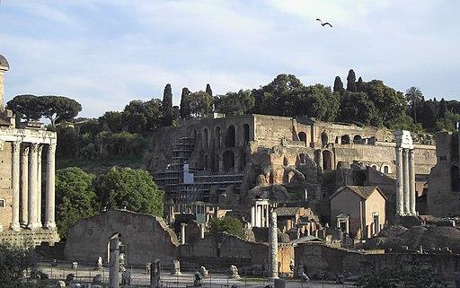 Palatino (Palatine Hill, Rome)