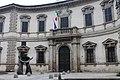 Palazzo del Senato - 1608 - facciata di F.M.Ricchino - Milano.JPG