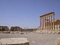 Palmyra (Tadmor), Cella des Baal-Tempels (38707083151).jpg