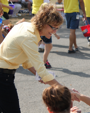 United States House of Representatives election in North Dakota, 2012 - Image: Pam Gulleson, 15 September 2012