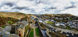 Panorama of Bouillon