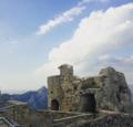 Panoramica del Castello ( Pietrapertosa).png