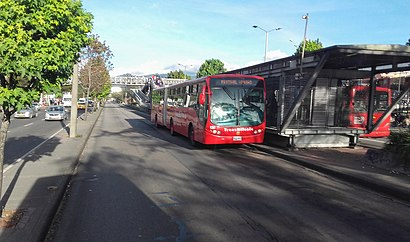 How to get to Carrera 96 with public transit - About the place