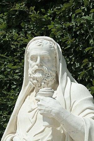Lysias - Lysias by Jean Dedieu (Gardens of Versailles)