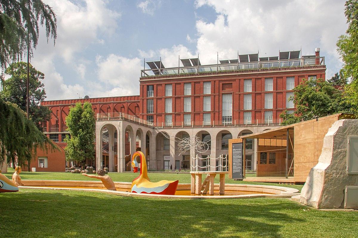 Palazzo dell 39 arte wikipedia for Viale alemagna 6 milano