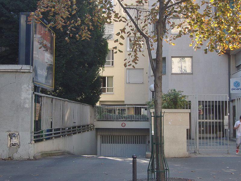 Fichier:Paris 13e - Allée du Parc-de-Choisy - vue ouest.jpg