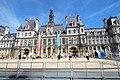 Paris Plage 2016 devant la Mairie de Paris le 14 août 2016 - 02.jpg