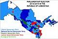 Parliamentary election 2014-2015 in Uzbekistan.jpg