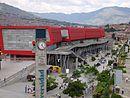 Parque Explora.  van Metrostation Universidad, Medellín.jpg