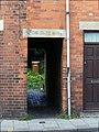 Passageway off Leicester Street - geograph.org.uk - 1282992.jpg