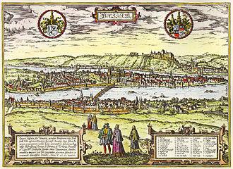 Passau - Passau c. 1581