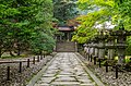 Pathway and Gate in the Surroundings of Taiyū-in 130812 1.jpg