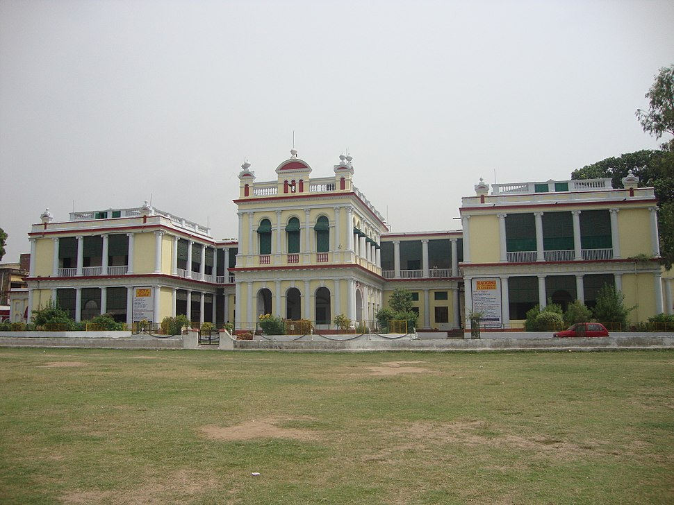 Patna College, Admin Building, June 29 2012