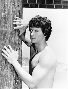 Patrick Duffy als Mark Harris in Man From Atlantis