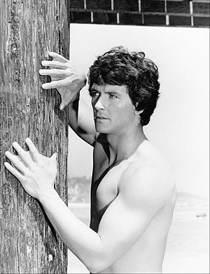 Man from Atlantis - Patrick Duffy as Mark Harris in the television show's premiere.