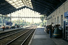 gare de pau wikipedia. Black Bedroom Furniture Sets. Home Design Ideas