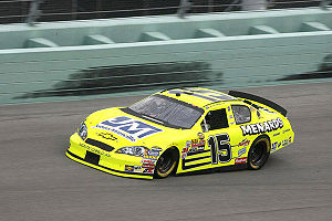 Paul Menard - No. 15 Menard's Chevrolet in 2006