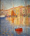 Paul signac, la boa rossa, 1895, 01.JPG