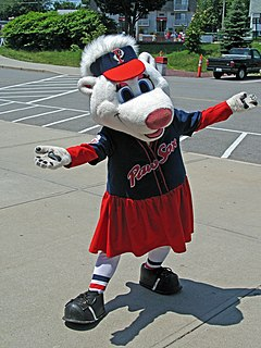 Pawtucket Red Sox Minor League Baseball team