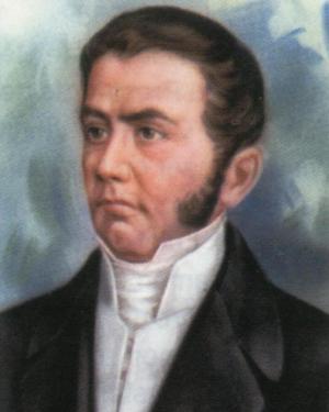 Pedro Vélez - Portrait of Pedro Vélez