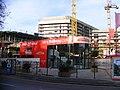 Pembury Circus construction, E5.jpg