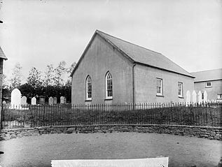 Pen-ffordd Chapel (CM), Pen-ffordd, Bletherston