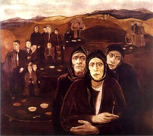 Pencho Georgiev - Image: Pencho Georgiev All Souls' Day