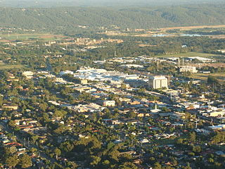 Penrith, New South Wales Suburb of Greater Western Sydney, New South Wales, Australia