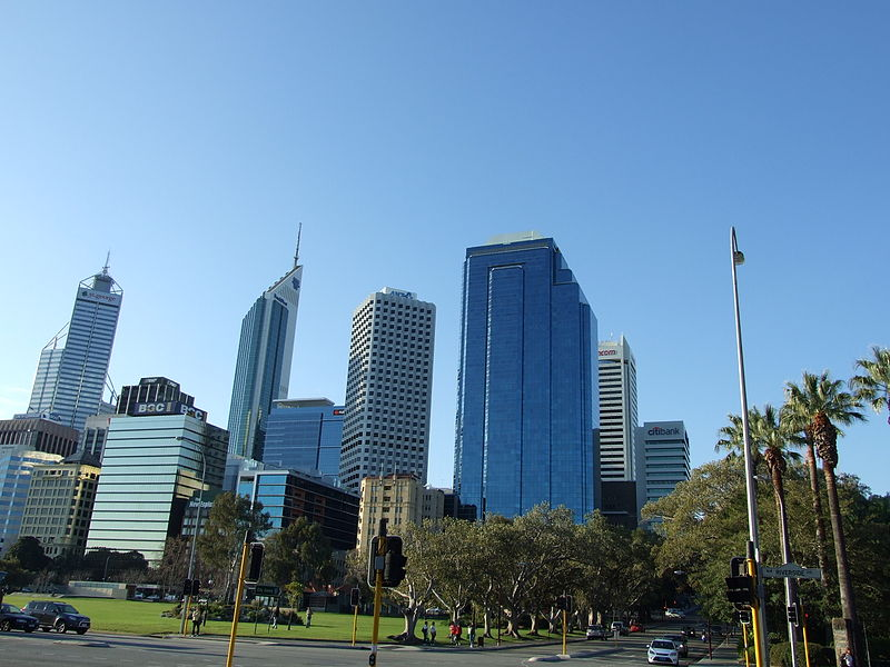 Perth Western Australia Skyline.jpg