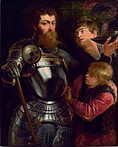 Peter Paul Rubens (1577-1640), Portrait of a commander, Christie's Images.jpg
