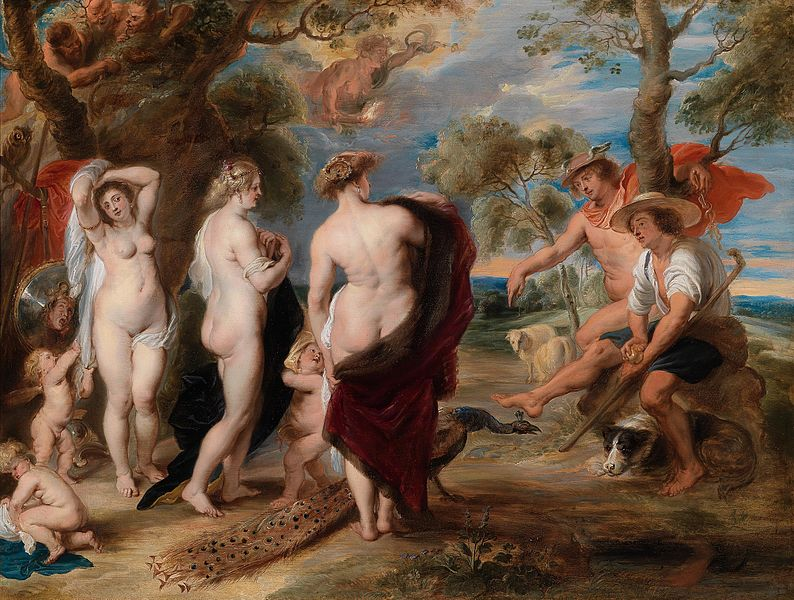 File:Peter Paul Rubens - The Judgment of Paris (1630s).jpg