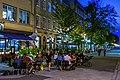 Petit Bistros dans la rue de Beauport, Quebec ville, Canada.jpg