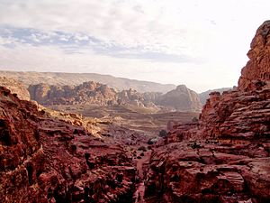 Wild Arabia - Arabia has been gradually drying out since the end of the last ice age