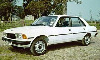 Peugeot 305 Motor vehicle