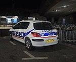Peugeot 307, PAF (police aux frontières), CDG 2018.jpg