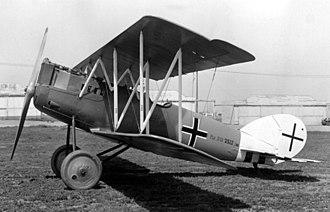 Pfalz D.XII - Image: Pfalz D12
