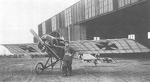 Pfalz Flugzeugwerke - Pfalz E.I