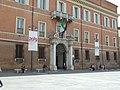 Piazza del Popolo Residenza Comunale.JPG