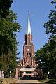 Piekary Śląskie - Kościół Zmartwychwstania Pańskiego 01.jpg