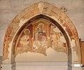 Pierfrancesco fiorentino, madonna in trono tra santi, 1494 ca.jpg