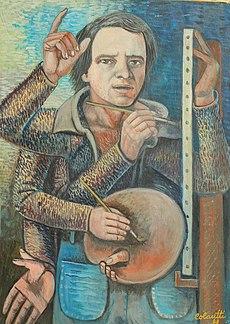 Piergiorgio Colautti Italian artist