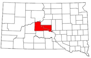 Pierre, South Dakota micropolitan area