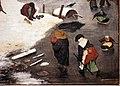 Pieter bruegel il vecchio, censimento di betlemme, 1566, 16.JPG