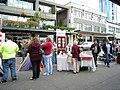 Pike Place Market - sidewalk craft vendors 01.jpg