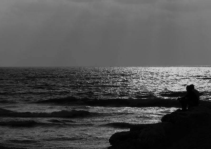 חוף  הים בקריית ים